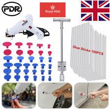 128× PDR Tools Dent Puller Paintless Dent Repair Hail Removal Glue Gun Stick Tab