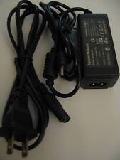 40W Adapter Charger for Samsung NP740U3E-K02US, NP740U3E-K01US +Power Cord