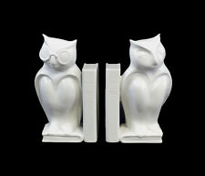 Porzellan Buchstützen Design Eule Wagner & Apel 11x7x18cm 9942527