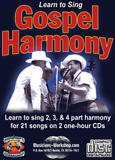 Learn to Sing Gospel Harmony How to Sing Course Singing Instruction