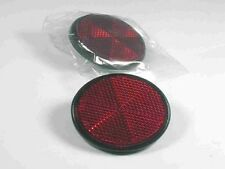 Yamaha RD60 Red Rear Reflectors x2 QR001