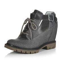 Calzado de mujer botines negros, talla 41