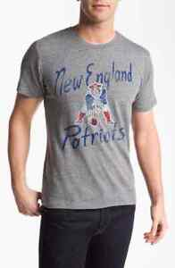 NFL New England Patriots Men's Game Day T-Shirt # Large