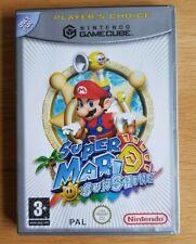 Gamecube Super Mario Sunshine  - Tested - Used