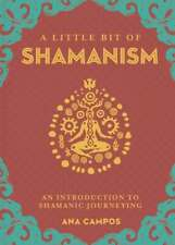 A Little Bit of Shamanism Hardback Book by Ana Campos 9781454933755