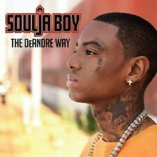 "SOULJA BOY ""THE DEANDRE WAY"" CD NEU"