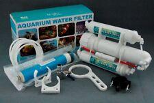 Umkehrosmose Anlage Wasserfilter 190 L/T 50 GPD Membran Osmoseanlage Aquarium