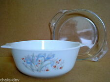 Blue Vintage Original Pyrex Glassware