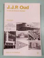 J.J.P. OUD Umberto Barbieri - Zanichelli 1986 1a edizione