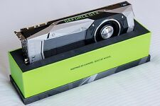 Nvidia GeForce GTX 1080 8GB GDDR5X Founder Edition Great Condition Hardly Used