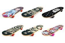 Skateboard Deck Funboard Holzboard Komplett Kinder 61cm Holz  Disney Marvel