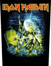 Iron Maiden Rückenaufnäher Life After Death Backpatch Aufnäher XL Back Patch NEU