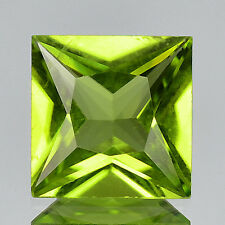 1.52 CTS TOP QUALITY PARROT GREEN COLOR NATURAL PERIDOT GEMSTONE REF VIDEO