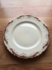 SYRACUSE FEDERAL SHAPE RADCLIFFE DINNER PLATES SET OF 8