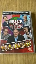 ORIGINAL R2 TELEVISION COMEDY DVD - MOCK THE WEEK TOO HOT TO HANDLE 1