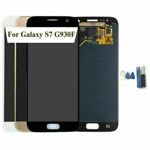 LCD Touch Screen Display Digitizer Assembly Kit For Samsung Galaxy S7 G930 G930F