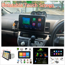 Android 8.1 9in HD Touch Screen Car Stereo Radio Quad Core 1GB + 16GB GPS Wifi