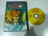 Las Cronicas de Narnia el Leon la Bruja y el Armario - DVD Español - 1T