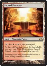 4x MTG Magic the Gathering - Gatecrash - Sacred Foundry X4 - NM Near Mint!