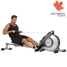 Sunny Health & Fitness SF-RW5515 Magnetic Rowing Machine 🇨🇦 FAST & FREE