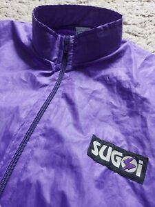 Sugoi Cycling Jacket FieldSensor Micro Resist Lightweight Breathable Medium