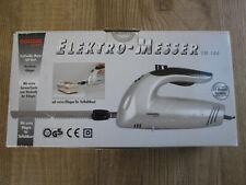 Condel Elektro-Messer*Elektromesser m.Gefriergutklinge*neuwertig*OVP+Anleitung*