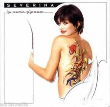 SEVERINA CD Ja samo pjevam Vuckovic Croatia Best Hitovi Hrvatska Esmeralda Ante