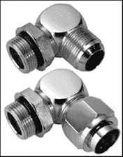 P/N: A3405-10-10 Lenz Straight Thread Male Elbow C5515X10 Lot Of 5 Pcs.