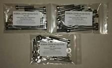 HONDA CB750 K0-K7 & F0-F3 1968-1979 Crankcase stainless allen screw kit #3