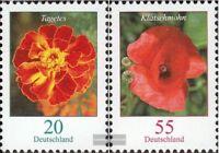 BRD 2471A-2472 (kompl.Ausg.) postfrisch 2005 Blumen