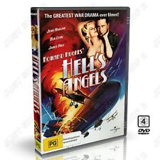 Hell's Angels : James Hall Jean Harlow Ben Lyon Howard Hughes : New Classic DVD