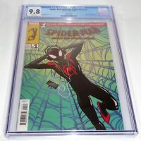 Spider-Man: Enter the Spider-Verse #1 CGC Universal Grade Comic 9.8 Animation 🔥