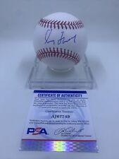 Greg Maddux Signed Rawlings ROMLB Baseball PSA/DNA Atlanta Braves