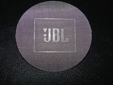 "LOT OF 10 JBL 2"" SCREENS FOR THROAT ON 375, 376, 2440, 2441, 2482 JBL #34051"