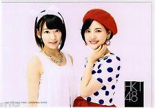 HKT48 12 Seconds Official Photo Card Sakura Miyawaki & Haruka Kodama AKB48