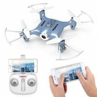 MINI WIFI Camera Drone FPV 2.4Ghz 4CH 6-Axis RC Quadcopter HD RTF Explorer