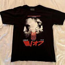 Rucking Fotten Face/Off Shirt Size Large, Nicholas Cage John Travolta John Woo