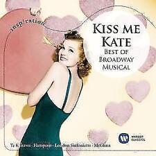 Kiss Me,Kate-Best Of Broadway Musical von London Sinfonietta,Thomas Hampson,Kiri Te Kanawa (2016)
