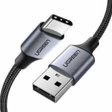Ugreen Câble USB Type C Charge rapide 3a Nylon Tressé