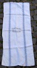 Antiker Leinen Sack Mehlsack Aufdr. Bauernleinen Getreidesack antique linen sack