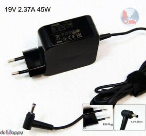 45W EU Power Adapter Charger for ASUS L502M L502MA L502S L502SA EeeBook P1801-T