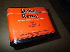NOS Vintage Delco Remy 5863 Voltage Regulator