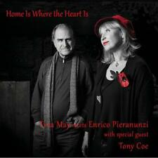Kann Tina / Enrico Pieranunzi - Home Is Where The Heart Is Neue CD