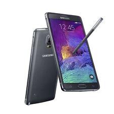 Samsung Galaxy Note 4 32 Go  Noir  Débloqué tout opérateur - État Correct -