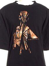 Sean John Brand graphic t shirt  Black Size XXXL 3XL new NWOT