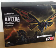 Bandai S.H.MonsterArts BATTRA Adult & Larva SPECIAL COLOR Ver. Action Figure