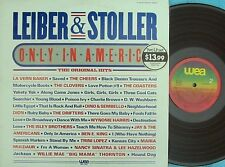 Leiber & Stoller Only in America ORIG OZ 2LP '80 WEA Coasters Dion Ben E. King