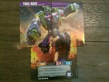 Transformers Trading Card Game TCG: Tidal Wave (P02, P03, P04) Promo Wave 5