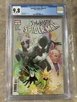 Symbiote Spider-Man #3 Land Main Cover 9.8 CGC NM/MT Super Fast Shipping