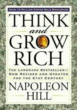 THINK AND GROW RICH BY NAPOLEON HILL (VERY GOOD CONDITION)